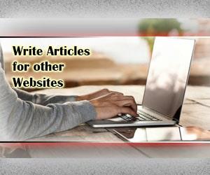 Пишите статьи для других сайтов