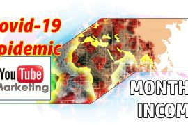 Covid-19 Epidemic Monthly Income
