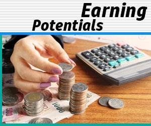Earning Potentials