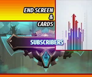 End Screen and Cards Increases Subscribers