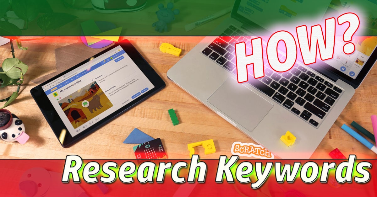 Research Keywords from Scratch
