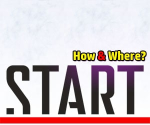 You don't know how to start or from where to start