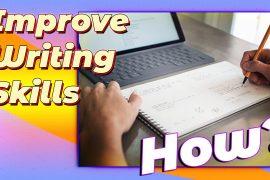 Improve Writing Skills Feature Image